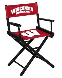 Wisconson Badger Directror Chair
