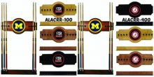 Alabama Crimson Tide 2-Piece Cue Rack