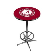 Alabama Crimson Tide Pub Table