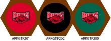 Arkansas Razorbacks Gameroom Table Felt