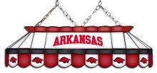Arkansas MVP Stained Glass Lamp