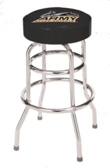 Army Double Rung Bar Stool