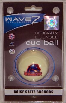 Boise State Broncos Cue Ball