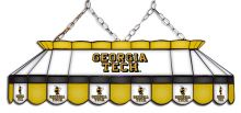 Georgia Tech Yellow Jackets MVP Stained Glass Lamp