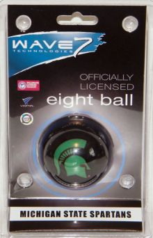 Michigan State Spartans Eight Ball