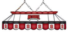North Carolina State Wolfpack MVP Stained Glass Lamp