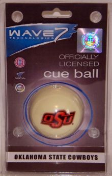 Oklahoma State Cue Ball