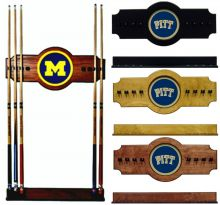 Pittsburgh Panthers 2 Piece Cue Rack