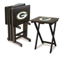 Packers Snack Tray Set