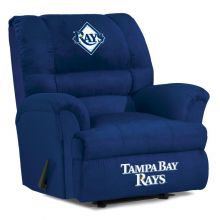 Rays Big Daddy Microfiber Recliner