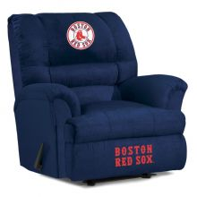 Red Sox Big Daddy Microfiber Recliner