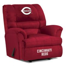 Reds Big Daddy Microfiber Recliner