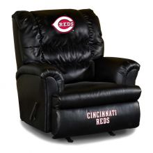 Reds Big Daddy Leather Recliner
