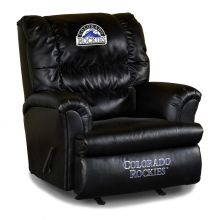 Rockies Big Daddy Leather Recliner