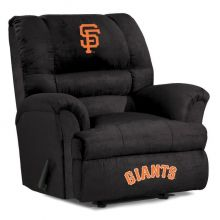 SF Giants Big Daddy Microfiber Recliner