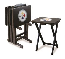 Steelers Snack Tray Set