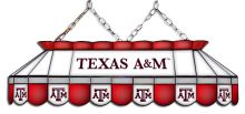 Texas A&M Aggies Stained Glass Lamp-MVP