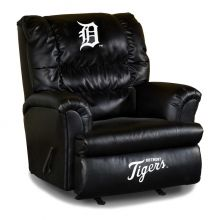Tigers Big Daddy Leather Recliner