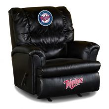 Twins Big Daddy Leather Recliner