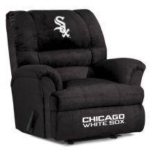 White Sox Big Daddy Microfiber Recliner