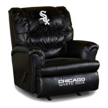 White Sox Big Daddy Leather Recliner