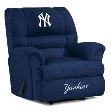 Yakee Big Daddy Microfiber Recliner