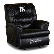 Yakees Big Daddy Leather Recliner