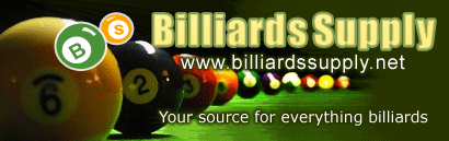 The Leader in Billiards Supplies