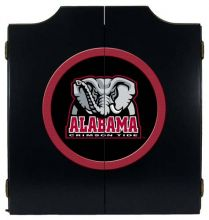 Alabama Dart Cabinet (Finish: Black Finish)