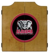 Alabama Dart Cabinet (Finish: Oak Finish)