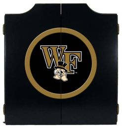 Wake Forest Dart Cabinet (Finish: Black Finish)