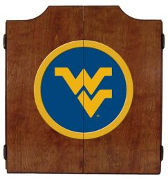 West Virginia Dart Cabinet (Finish: Pecan Finish)